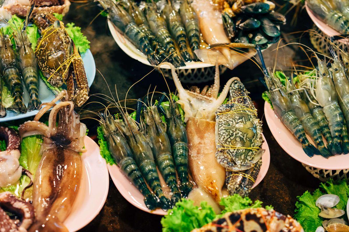 Seafood Restaurants in Goaa
