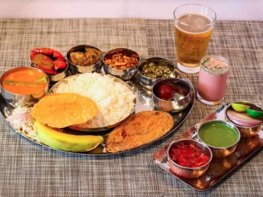 Local Foods in Goa