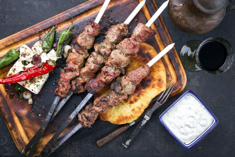 Greek Restaurants in Goa
