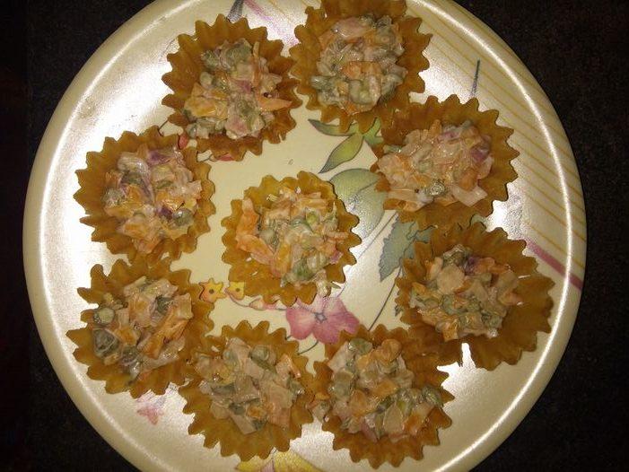 Goan Canopies or Fermias Recipe