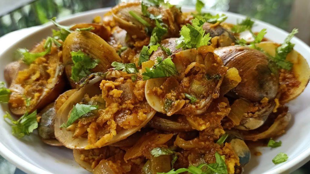 Recipe for Clams Sukka