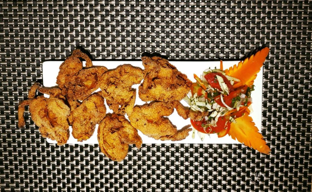 Mussels Rawa Fry Recipe