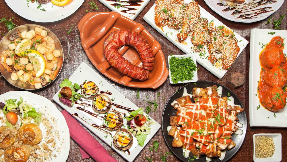 Portuguese Cuisine in Goa