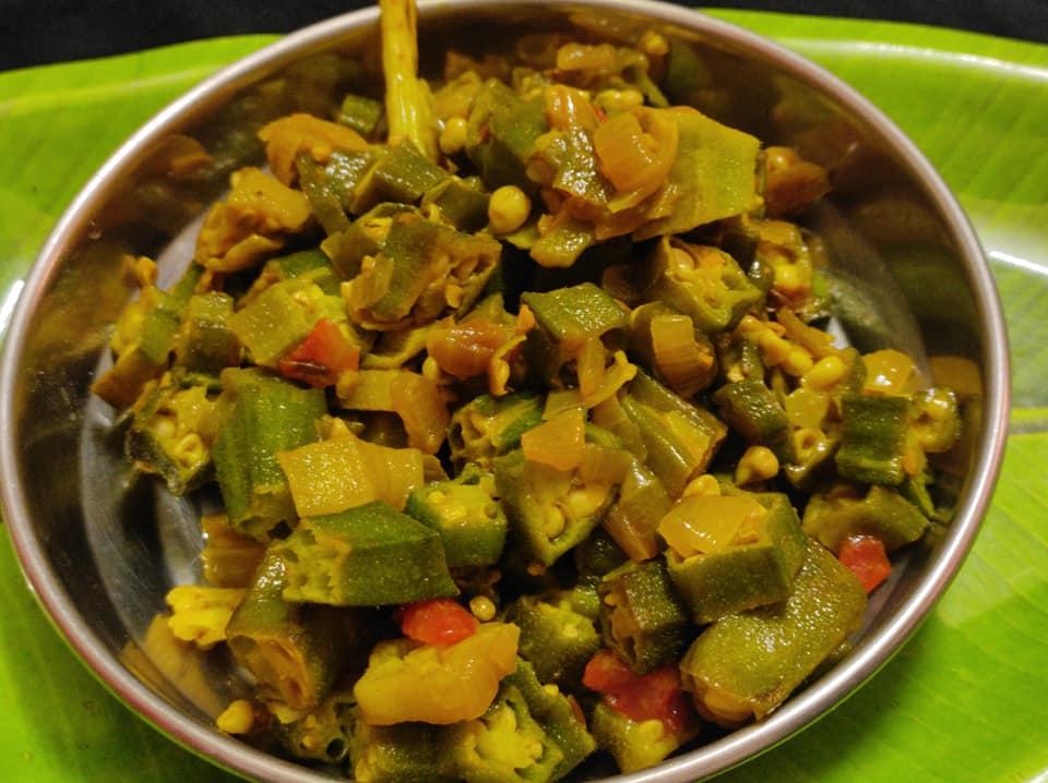Bhendi Bhaji Recipe